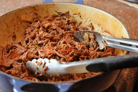 Real. Easy. Meals. » Slow-cooked Beef Barbacoa