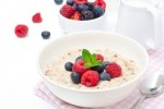 berry oatmeal
