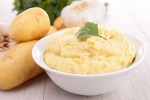 garlic mashed potato