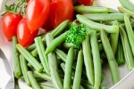 green bean tomato